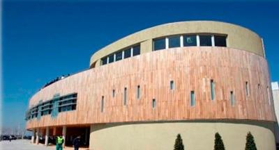 edificio bioclimatico asprona