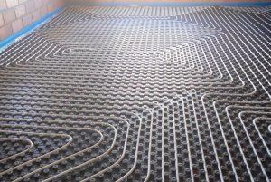 suelo radiante geotermia vertical